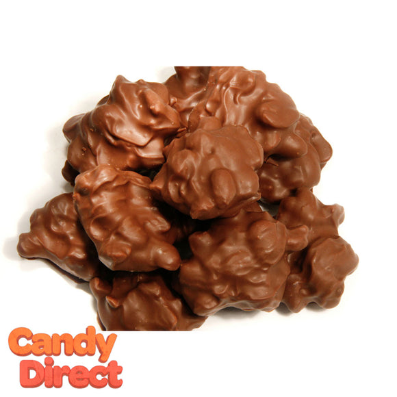 Chocolate Peanut Clusters No Sugar Added - 10lb