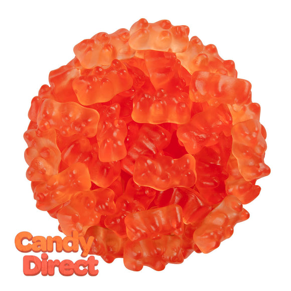 Clever Candy Bubbly Champagne Flavored Gummy Bears - 6.6lbs