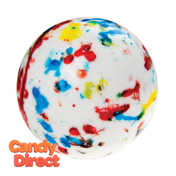 Clever Candy Colossal Wrapped Jawbreaker 4 Inches - 12ct