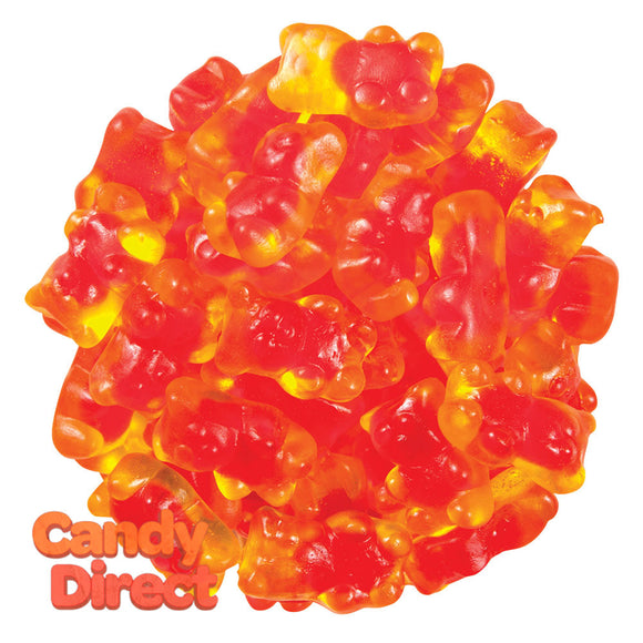 Clever Candy Gummy Energy Filled Bears - 6.6lbs