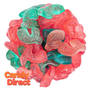 Clever Candy Gummy Mermaid Tails - 6.6lbs