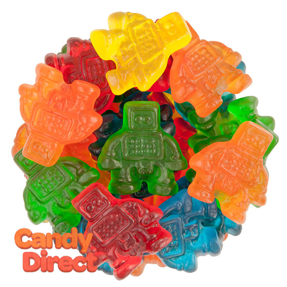 Clever Candy Gummy Robots - 6.6lbs