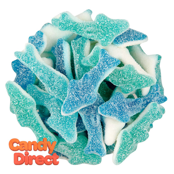 Clever Candy Sour Sharks - 6.6lbs