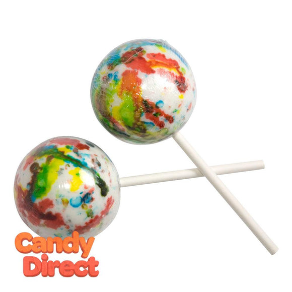 Jawbreakers On A Stick - Large 2-inch 12ct