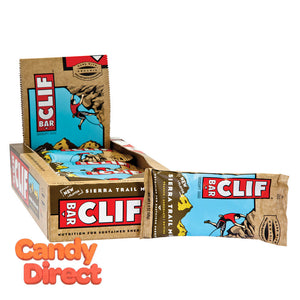 Clif Sierra Trail Mix Bar 2.4oz Bar - 12ct
