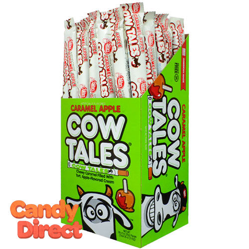 Cow Tales Caramel Apple - 100ct