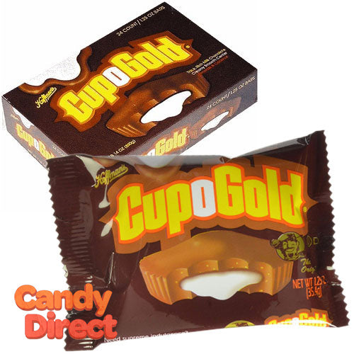 Cup-O-Gold Candy Cups - 24ct