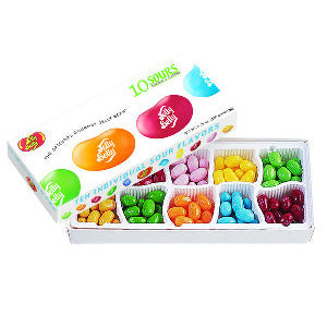 Jelly Belly Sours - Jelly Beans 3.25oz Movie Size