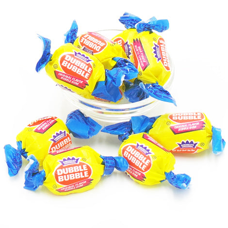 Dubble Bubble Original Flavor - Wrapped 5lb