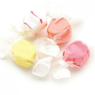 Salt Water Taffy Assorted Mix - 3lb