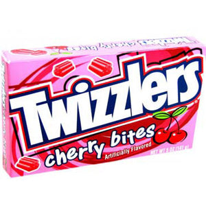 Twizzlers Cherry Bites - 12ct