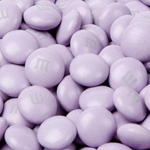 Light Purple M&M's - Milk Chocolate 10lb