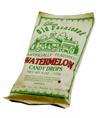 Watermelon Old-Fashioned Drops - 12ct