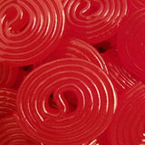 Haribo Red Licorice Wheels - 5lb
