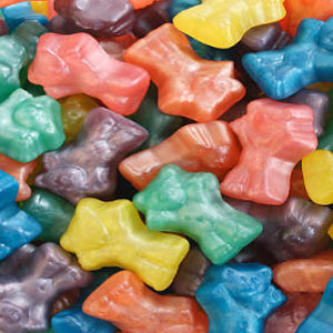 Haribo Techno Bears - 5lb