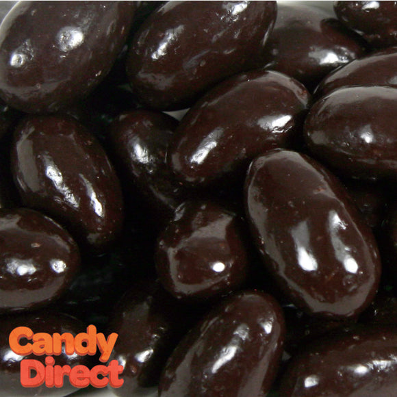 Dark Chocolate Almonds - 10lb