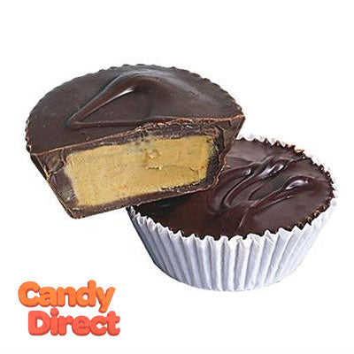 Dark Chocolate Asher's Peanut Butter Cups - 24ct