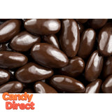 Dark Chocolate Covered Almonds - 5lb