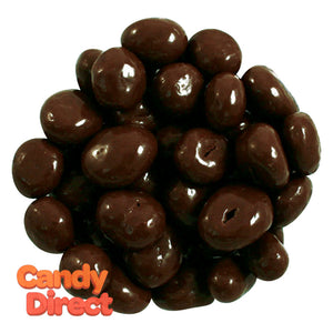 Dark Chocolate Jumbo Sun Ripened Raisins - 10lbs