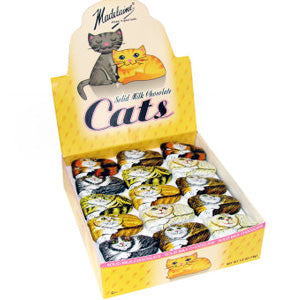 Chocolate Cats - 60ct