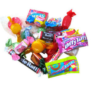 Halloween Trick Or Treat Mix Assorted Candy - 10lb