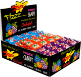 Blue Raspberry Orange & Grape Zotz - 48ct