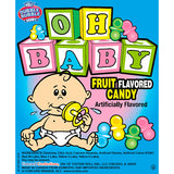 Oh Baby Pacifiers Sweet Tart Candy - 21lb