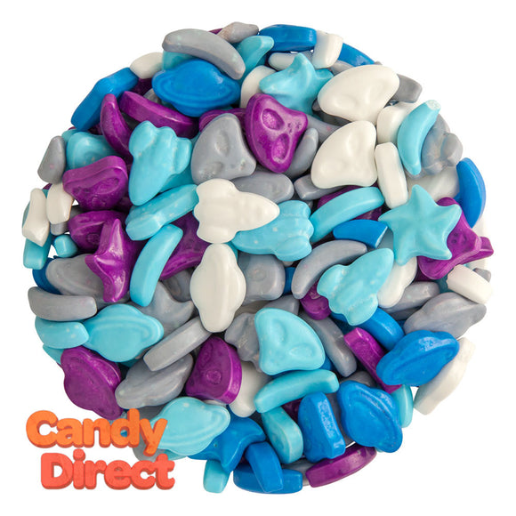 Dextrose Spaced Out Candy - 12lbs