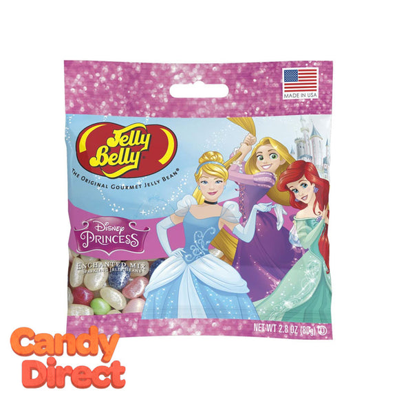Disney Princess Jelly Belly 2.8oz Bags - 12ct