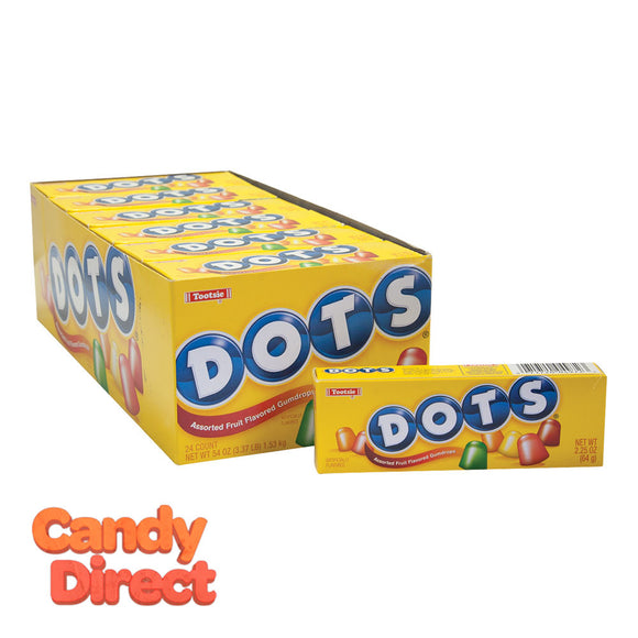 Dots Box 2.25oz - 24ct