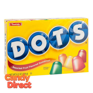 Dots Candy - Movie-Size 12ct