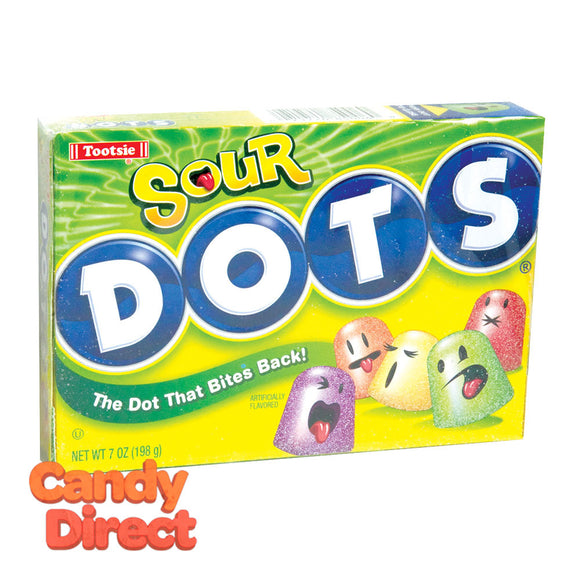 Dots Theater Box Sours 6oz - 12ct