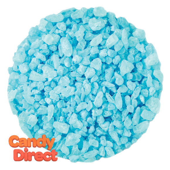 Dryden And Palmer Light Blue Cotton Candy Light Blue Rock Candy Crystals - 5lbs
