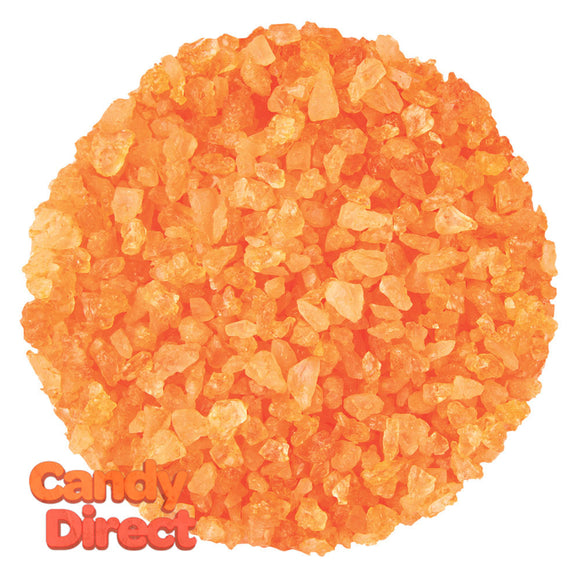 Dryden And Palmer Orange Rock Candy Crystals - 5lbs