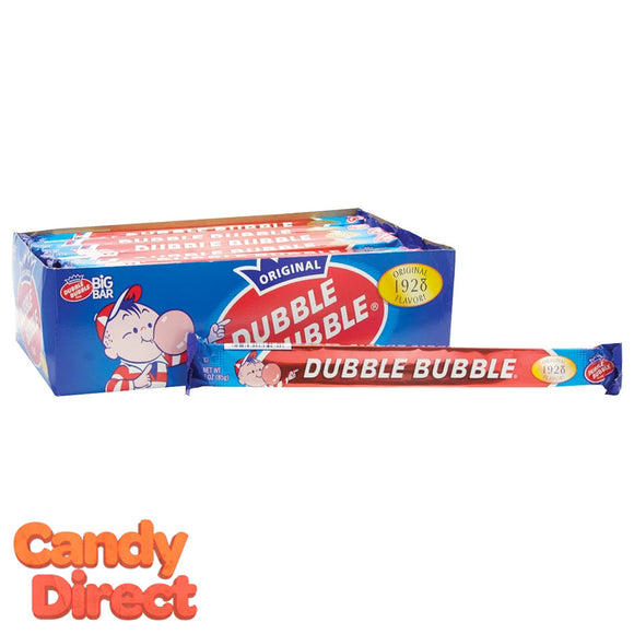 Dubble Bubble Bars - 24ct
