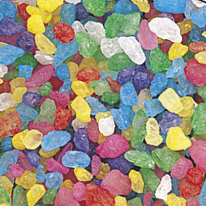 Rock Candy Crystals - Assorted Colors 5lb
