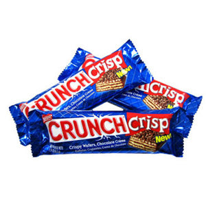 Nestle Crunch Crisp Bars - 24ct