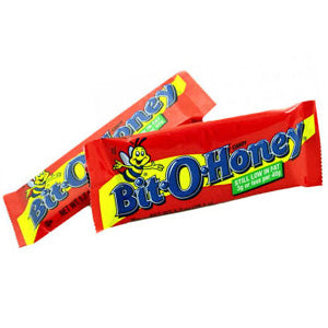 Bit-O-Honey Candy Bars - 36ct