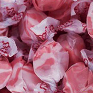 Cran-Raspberry Salt Water Taffy - 2.5lb