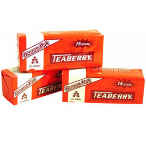 Clark's Teaberry Gum - 12ct