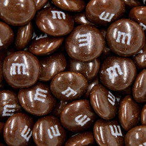 Brown M&M's - Milk Chocolate 10lb