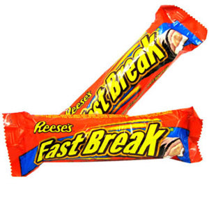 Reese's Fast Break - 18ct