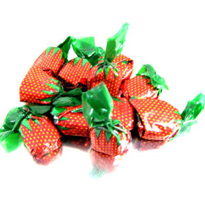 Strawberry Bon Bons - 5lb