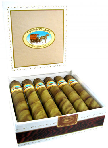 Baby Boy Royal Chocolate Cigars - 12ct