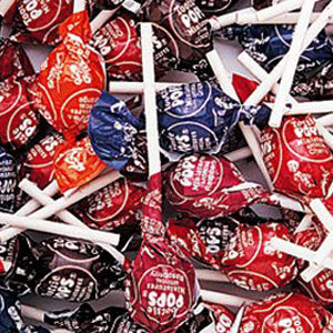 Mini Tootsie Pops - 200ct