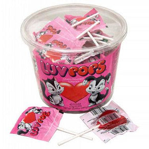 Luv Pops - 40ct tub