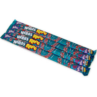 Nerds Ropes Very Berry - 24ct