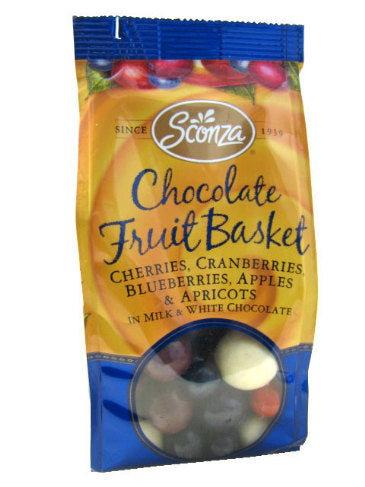 Chocolate Fruit Basket - 5oz Bag