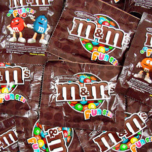 Fun-Size M&M's Milk Chocolate - 5lb