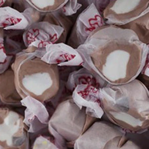 Rootbeer Float Salt Water Taffy - 2.5lb
